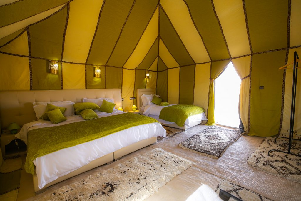 Why Dunes Luxury Camp In Merzouga & Erg Chebbi?
